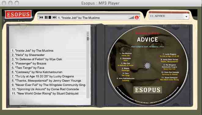 esopus-mag-mp3-player