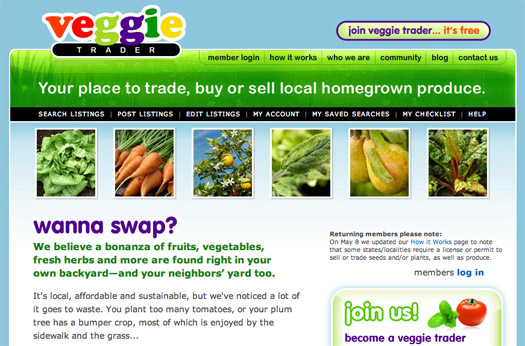 veggie-trader
