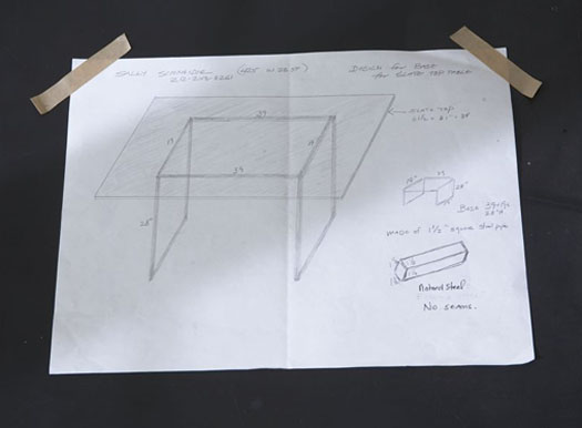 black-table-drawing