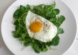 egg-on-greens