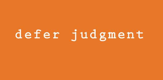 defer-judgment-orange