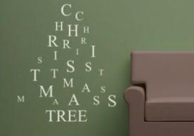 typeface-xmas-tree