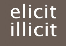 elicit-illicit