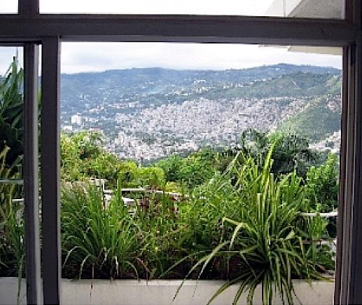 Port au Prince, Haiti 8 a.m.