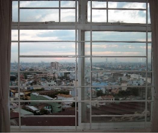 Ho Chi Minh City, Vietnam 5:03 a.m.