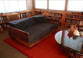 zittel foam sofa