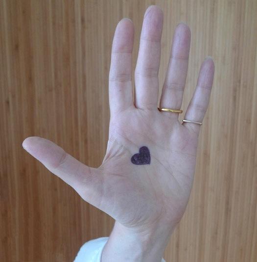 Heart + hope reminder/Sally Schneider