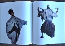 Irving Penn, from Irving Penn reflects on the work of Issey Miyake'