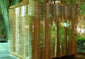 wooden shim