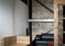 cardboard office furniture