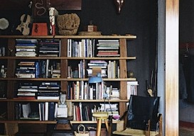 anita calero's bookshelves