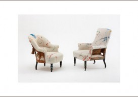 rolf sachs ginger + fred chairs