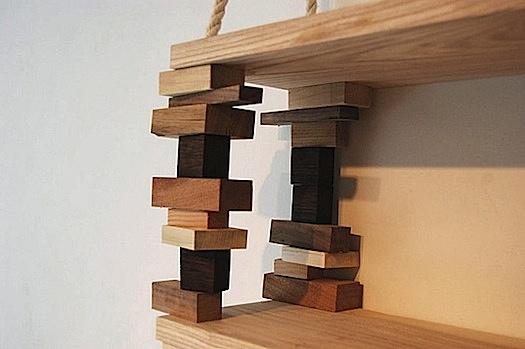 scrap block shelf 1