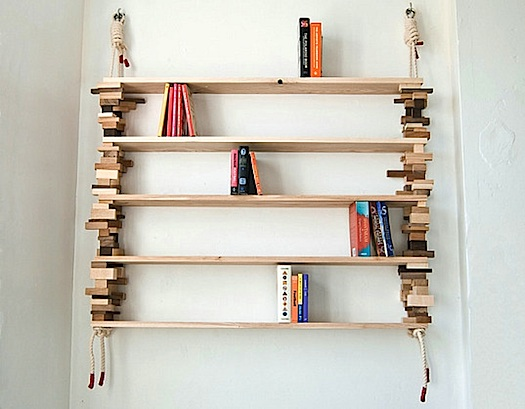 scrap block shelf 2