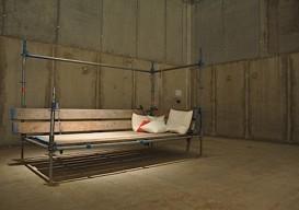 scaffold bench