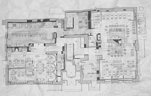 Blueprint Restaurant Kitchen | Lyfe Kitchen