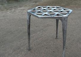 Max Lamb stool
