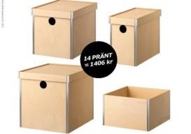 ikea plywood boxes