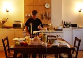 Improvised kitchen 2