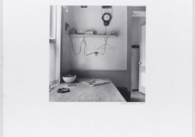 Katherine Beaton's Table, Walker Evans 71