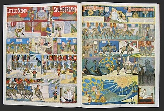 inside Little Nemo in Slumberland: So Many Splendid Sundays