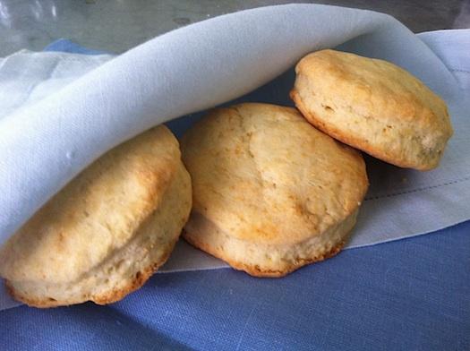 foolproof cream biscuits