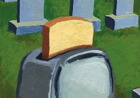 toaster painting