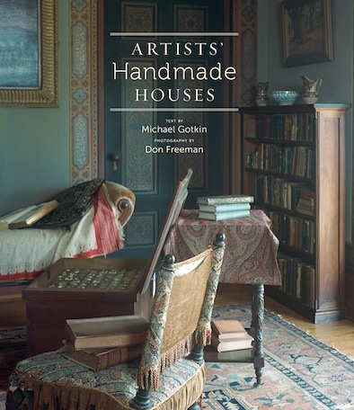 Artists Handmade Houses Abrams cover