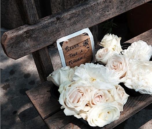 Bella Meyer floral design guerilla florist