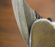 dental floss shoe repair