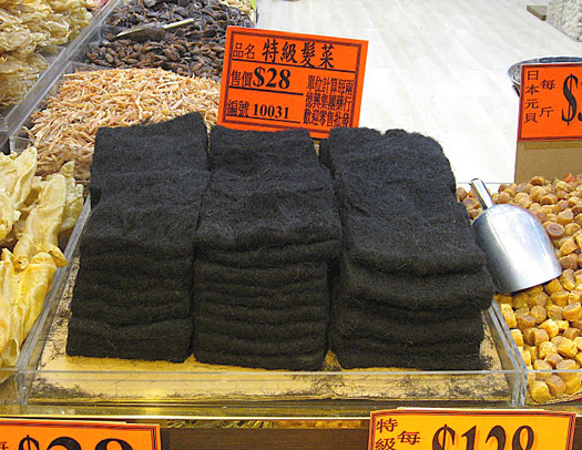 seaweed scarves, Fast Forward 2