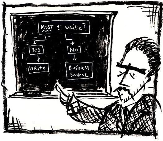 Austin Kleon on Rilke