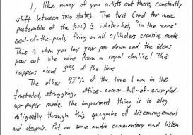 animator's letter pt 1