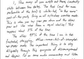 animator's letter pt 1*
