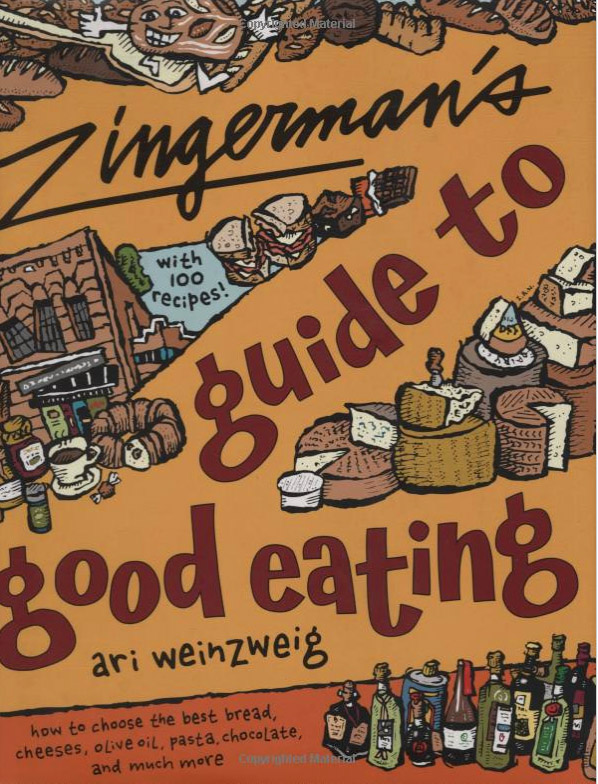 zingerman's guide cover