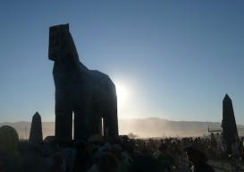 Burning Man Trojan horse 2