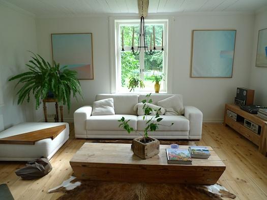 Bovik farm home Living Room Finland