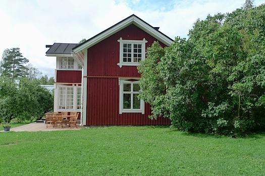 Bovik homestead Finland