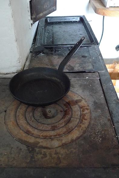 Bovik Farm Finland stove