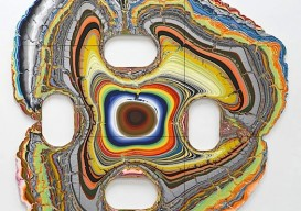 Holton Rower '6ac6g' Pour Painting