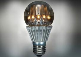 Switch LED lightbulb