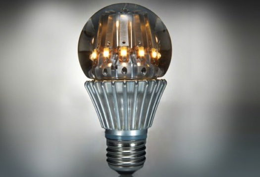 Switch LED lightbulb