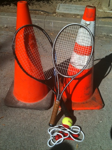 street tennis ingredients