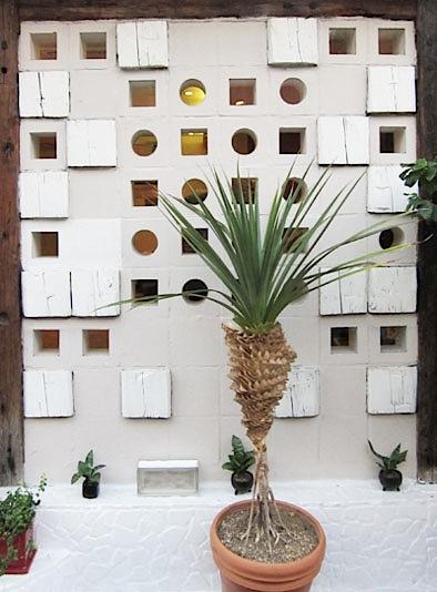 brick wall Japan