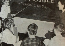 frank zappa quote 'without deviation from the norm, progress is not possible'
