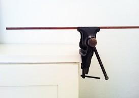 copper bar paperweight book bar