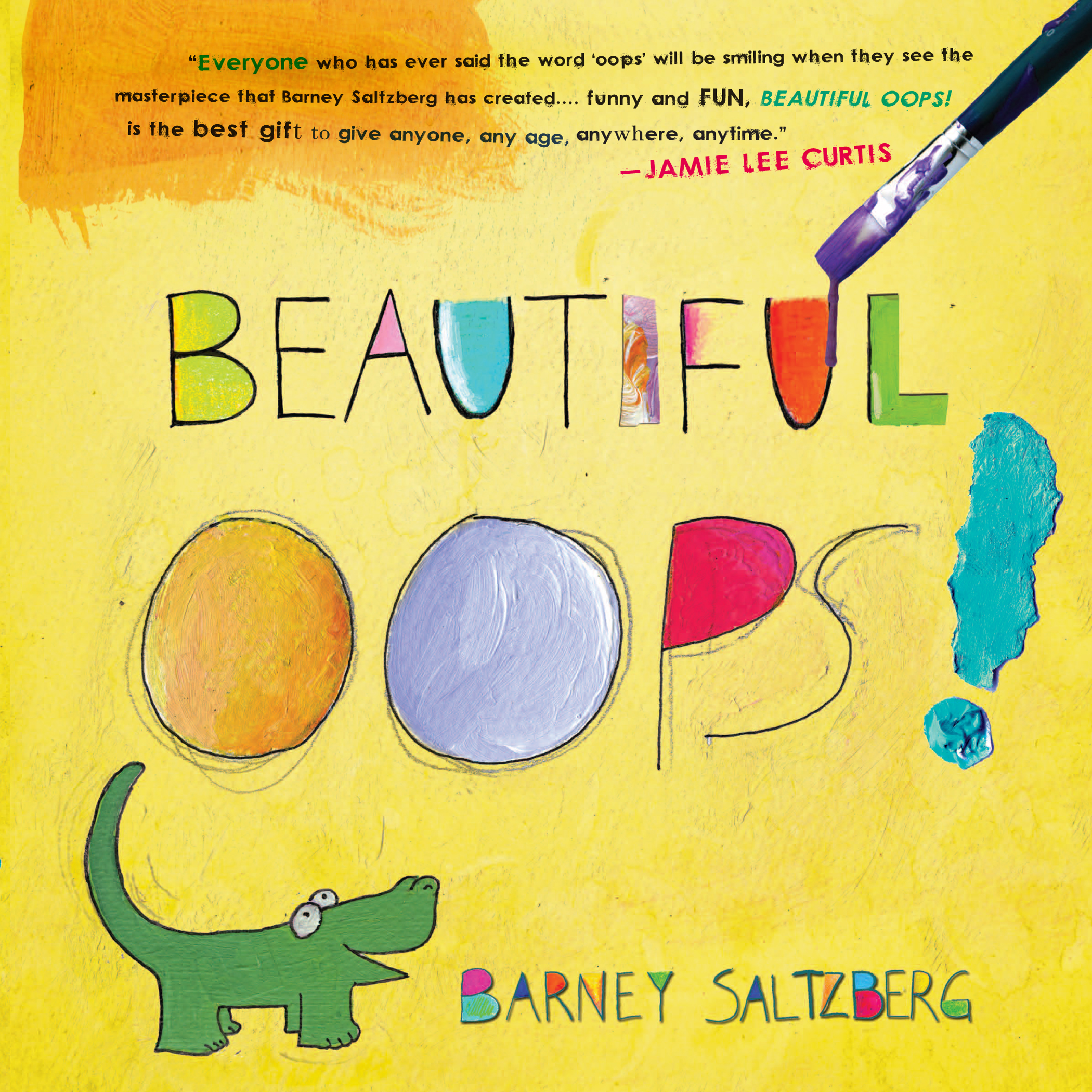 beautful oops, kids books, barney saltzberg