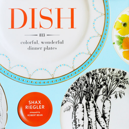 Dish, 813 colorful, wonderful dinner plates