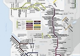 Metro Map full