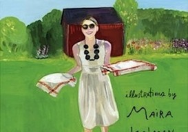 maira kalman: 'food rules' by michael pollan